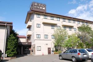 Hotel Route-Inn Court Kashiwazaki, Отели эконом-класса  Kashiwazaki - big - 1
