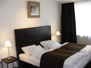 Dvoulůžkový pokoj s manželskou postelí - Vedlejší budova