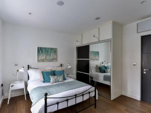 Large Modern Apartment in Baker Street, London, Apartmány  Londýn - big - 17