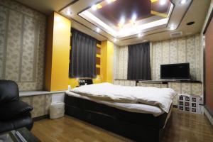 Hotel Que Sera Sera Hirano (Adult Only), Hodinové hotely  Osaka - big - 6