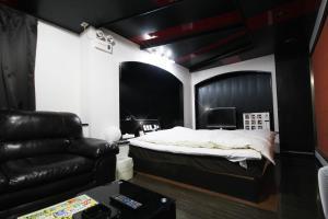 Hotel Que Sera Sera Hirano (Adult Only), Hodinové hotely  Osaka - big - 4