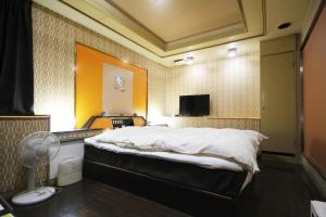 Hotel Que Sera Sera Hirano (Adult Only), Hodinové hotely  Osaka - big - 3