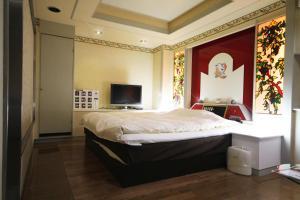 Hotel Que Sera Sera Hirano (Adult Only), Hodinové hotely  Osaka - big - 2