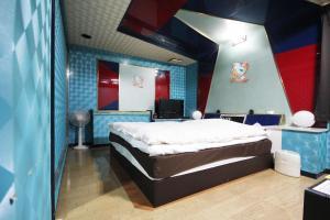 Hotel Que Sera Sera Hirano (Adult Only), Hodinové hotely  Osaka - big - 27