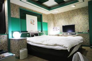 Hotel Que Sera Sera Hirano (Adult Only), Hodinové hotely  Osaka - big - 21
