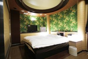Hotel Que Sera Sera Hirano (Adult Only), Hodinové hotely  Osaka - big - 18