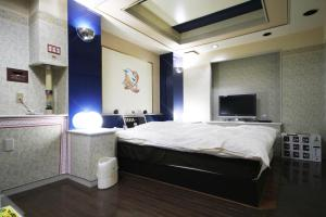 Hotel Que Sera Sera Hirano (Adult Only), Hodinové hotely  Osaka - big - 17