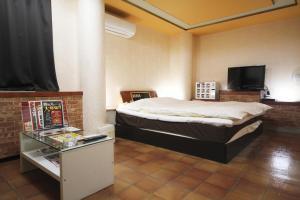 Hotel Que Sera Sera Hirano (Adult Only), Hodinové hotely  Osaka - big - 14