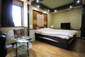 Hotel Que Sera Sera Hirano (Adult Only), Hodinové hotely  Osaka - big - 11