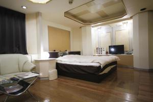 Hotel Que Sera Sera Hirano (Adult Only), Hodinové hotely  Osaka - big - 10