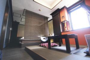 Hotel Que Sera Sera Hirano (Adult Only), Hodinové hotely  Osaka - big - 25