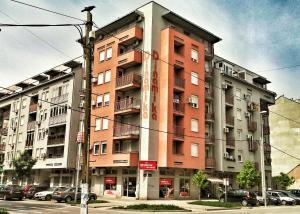 Apartman Sajam, Apartments  Novi Sad - big - 26