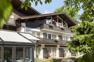 H+ Hotel Alpina Garmisch-Partenkirchen, Hotel  Garmisch-Partenkirchen - big - 37