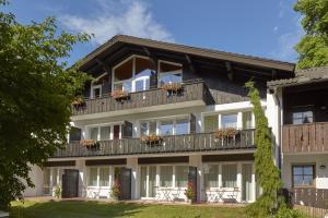 H+ Hotel Alpina Garmisch-Partenkirchen, Hotel  Garmisch-Partenkirchen - big - 39