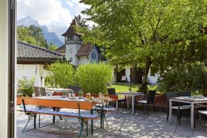 H+ Hotel Alpina Garmisch-Partenkirchen, Hotel  Garmisch-Partenkirchen - big - 53