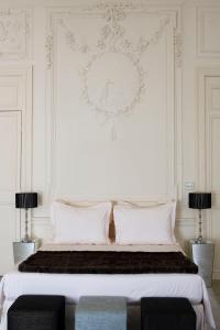 Baudon de Mauny, Bed & Breakfasts  Montpellier - big - 14