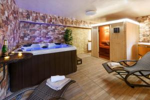 Wellness Apartmány Andrea, Apartments  Zdíkov - big - 46