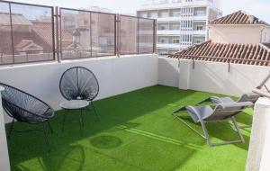 Apartamentos Nono, Ferienwohnungen  Málaga - big - 19