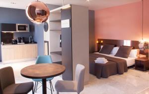 Apartamentos Nono, Ferienwohnungen  Málaga - big - 43
