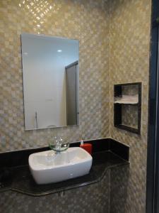 Real Residence Apart-hotel Copacabana, Апарт-отели  Рио-де-Жанейро - big - 37