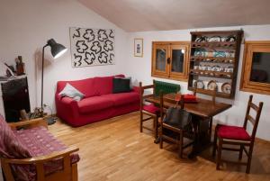 Appartamento Rivisondoli, Ferienwohnungen  Rivisondoli - big - 4