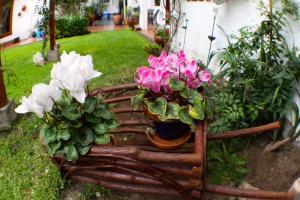 Chambre Double ou Lits Jumeaux - Vue sur Jardin