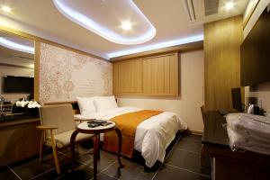 Suwon Orsay Business Hotel, Hotely  Suwon - big - 6