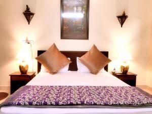 The Buddhayan Villa, Апартаменты  Джайпур - big - 4
