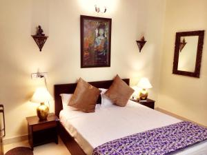 The Buddhayan Villa, Апартаменты  Джайпур - big - 11