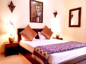 The Buddhayan Villa, Апартаменты  Джайпур - big - 12