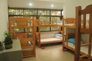 Zhuhai Journey House Hostel, Хостелы  Чжухай - big - 9