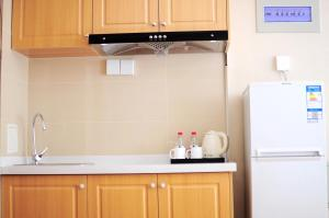 Bedom Apartments · High Tech Wanda, Jinan, Апарт-отели  Цзинань - big - 20