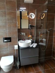 Deluxe Apartment & Suite, Apartmanhotelek  Vösendorf - big - 36