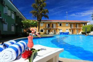 Boulevard da Praia Apart Hotel, Apartmanhotelek  Porto Seguro - big - 13