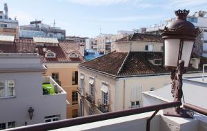 Apartamentos Nono, Ferienwohnungen  Málaga - big - 51