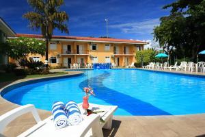 Boulevard da Praia Apart Hotel, Apartmanhotelek  Porto Seguro - big - 1