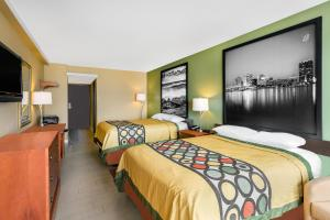 Superior Room with Two Queen Beds - Non-Smoking - Oceanfront