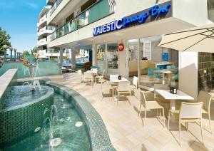 Hotel Majestic, Hotels  Gabicce Mare - big - 33