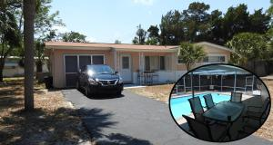 Charming House, Dovolenkové domy  Port Richey - big - 20