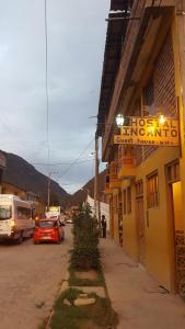 Hostal Incanto, Penziony  Ollantaytambo - big - 1