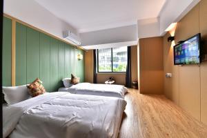 Super 8 Hotel Ningbo Zhaohui, Hotely  Ningbo - big - 4