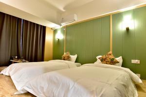 Super 8 Hotel Ningbo Zhaohui, Hotely  Ningbo - big - 5