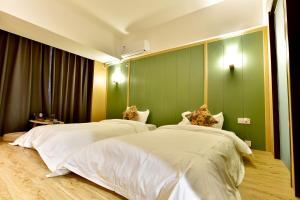 Super 8 Hotel Ningbo Zhaohui, Hotely  Ningbo - big - 6