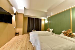 Super 8 Hotel Ningbo Zhaohui, Hotely  Ningbo - big - 7