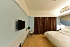 Super 8 Hotel Ningbo Zhaohui, Hotely  Ningbo - big - 8