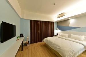 Super 8 Hotel Ningbo Zhaohui, Hotely  Ningbo - big - 9