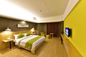 Super 8 Hotel Ningbo Zhaohui, Hotely  Ningbo - big - 12