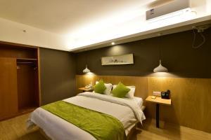 Super 8 Hotel Ningbo Zhaohui, Hotely  Ningbo - big - 13
