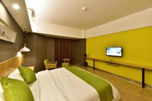 Super 8 Hotel Ningbo Zhaohui, Hotely  Ningbo - big - 14