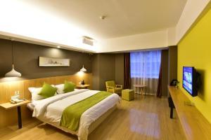 Super 8 Hotel Ningbo Zhaohui, Hotely  Ningbo - big - 15